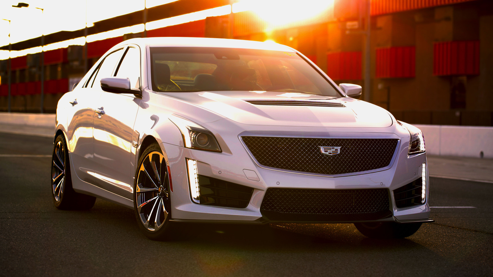 Cadillac_CLS_Sunset